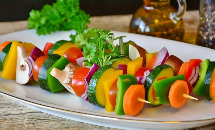 Brochette De Legumes Que Manger Ce Soir